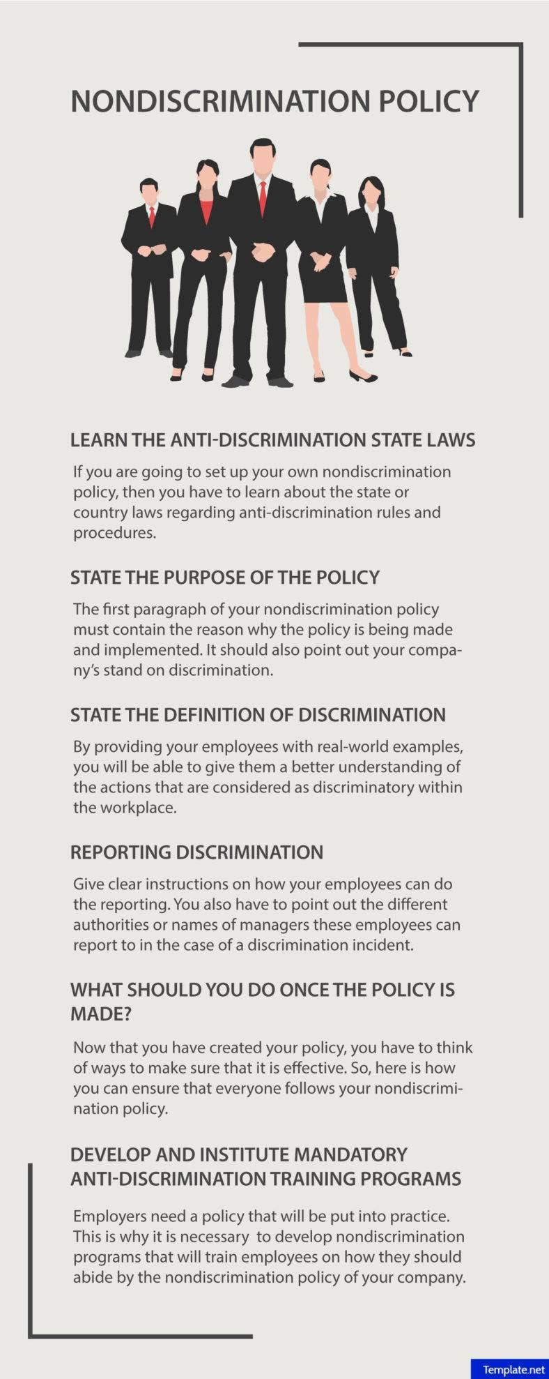policy template