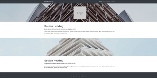 professional-bootstrap-4-theme-and-template