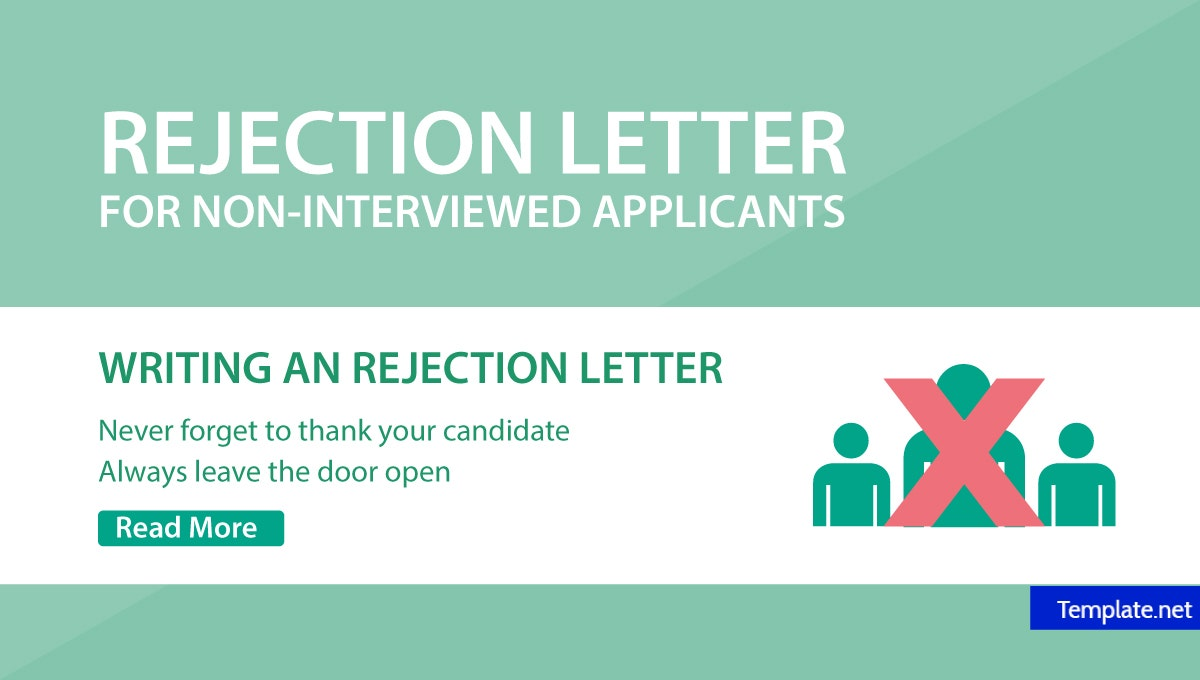 rejectionletters