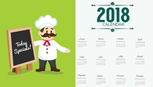 restaurantcalendardesigns