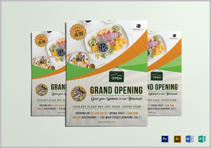 restaurant-grand-opening-flyer-design-template