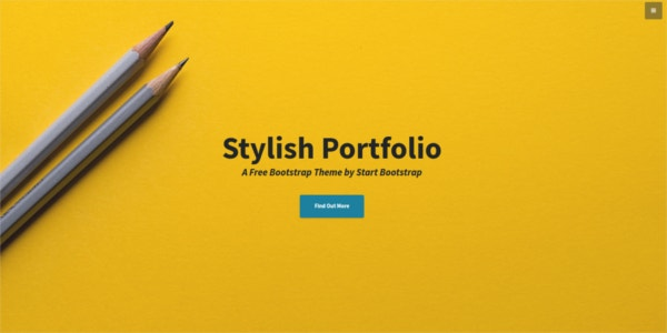 stylish-portfolio-bootstrap-4-theme