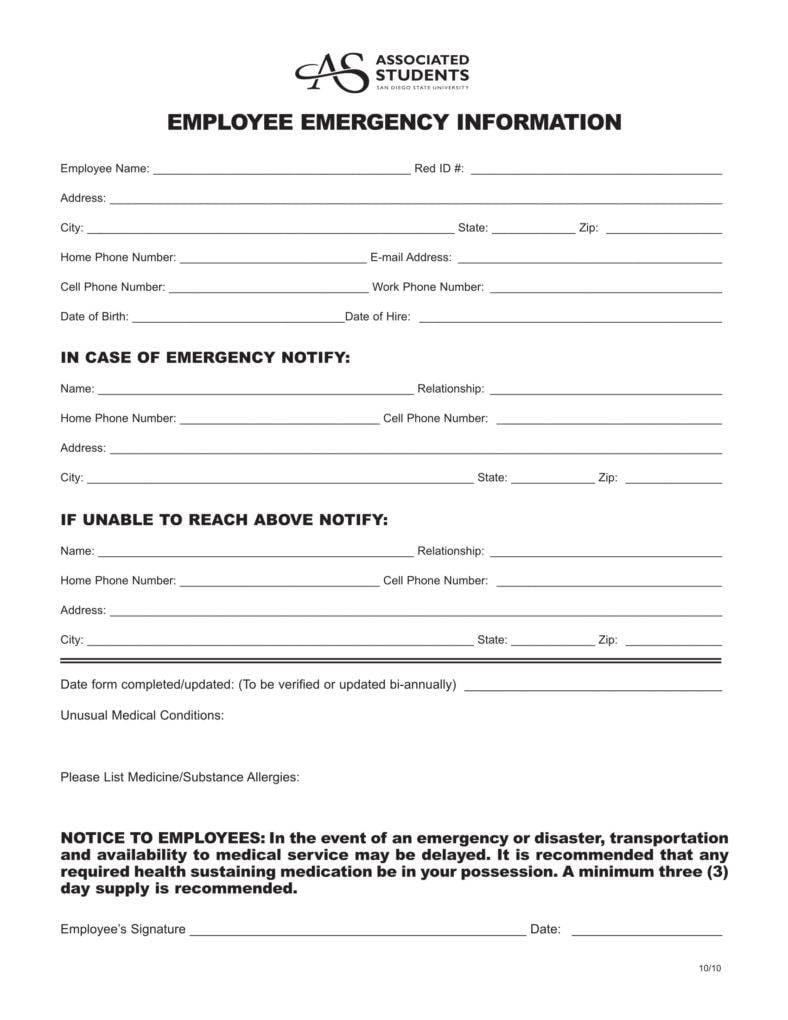 university-emergency-notification-form