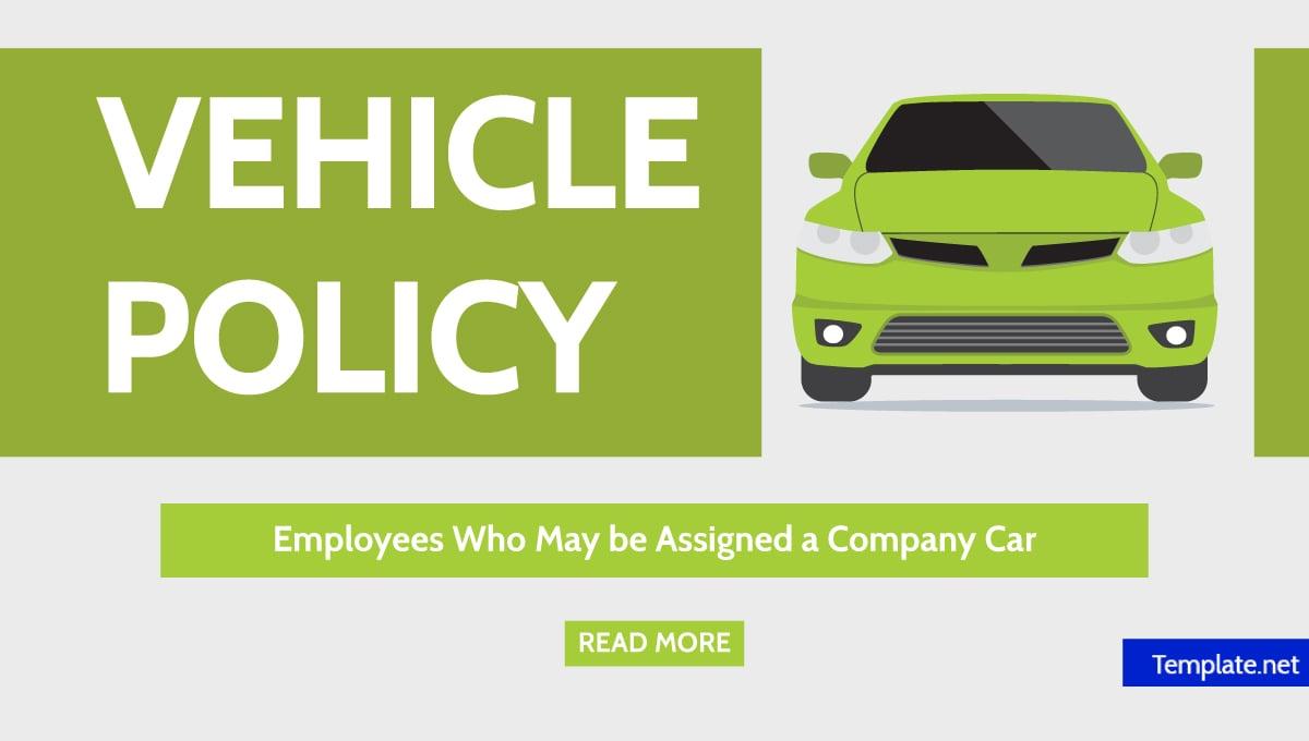vehiclepolicy