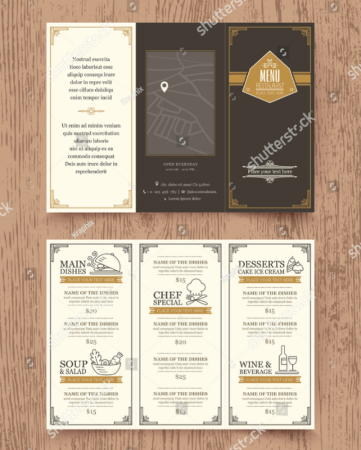 vintage-restaurant-menu-design-pamphlet