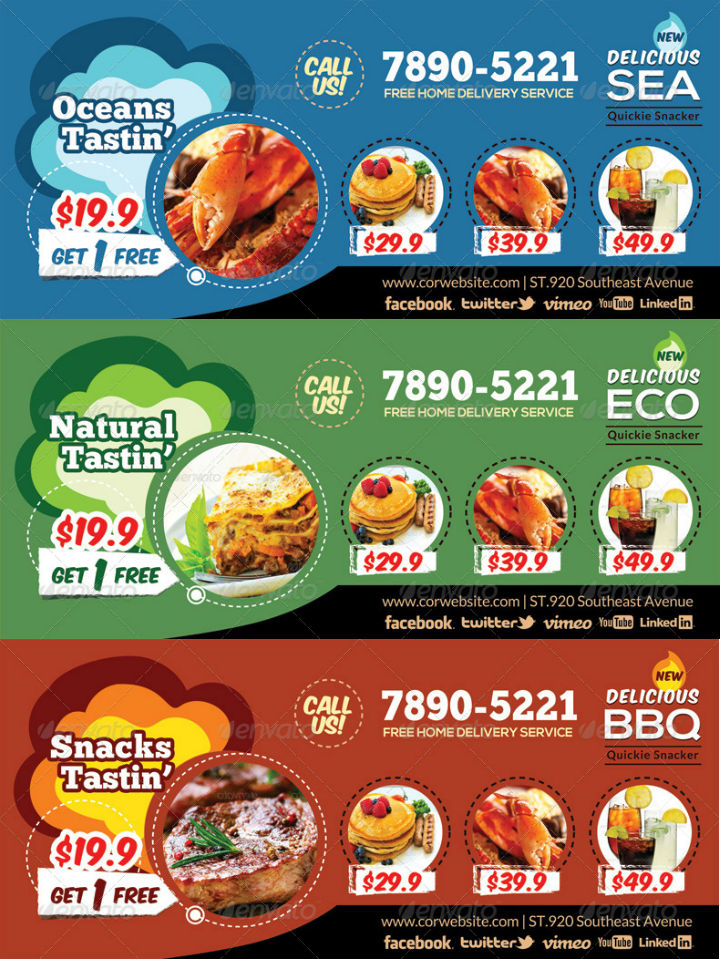 yummy-restaurant-rack-card-template