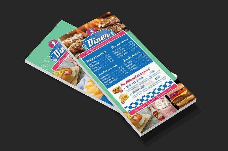 american-diner-dl-card-template-2