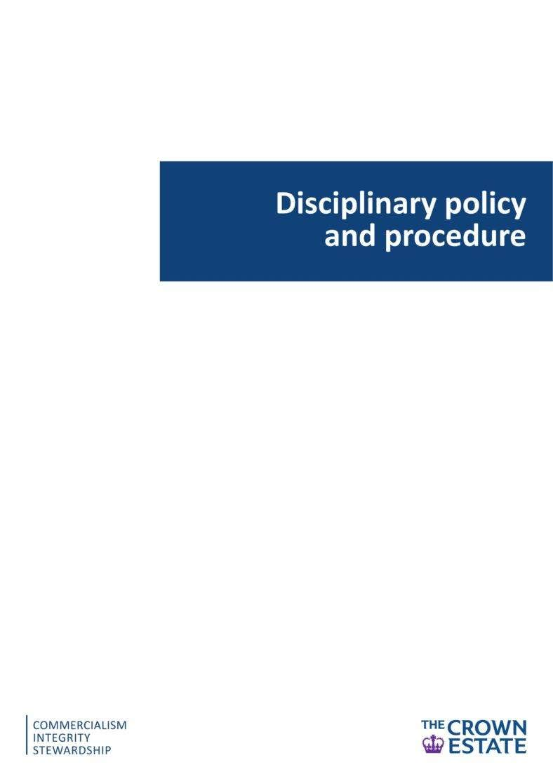 disciplinary policy and procedure 1 788x1114