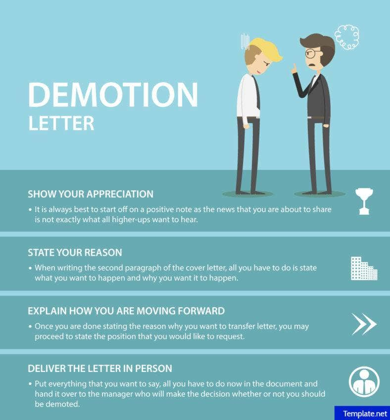 2 how to write a demotion letters word free premium templates letter writing spiritdancerdesigns Gallery
