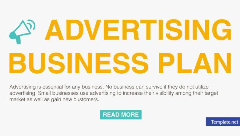 advertising-business-plan-templates