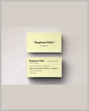 art-director-business-card