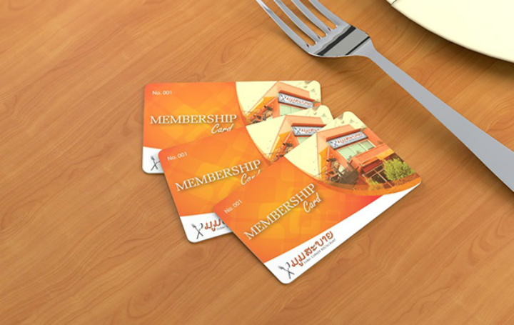 14+ Restaurant Membership Card Designs & Templates - PSD, AI | Free ...