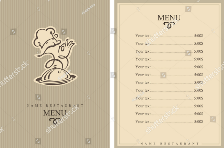 blank-chef-menu-and-catering-brochure-template