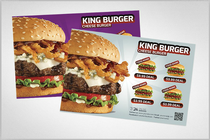 burger-restaurant-takeaway-flyer-template