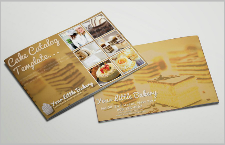 catering-service-brochure-template