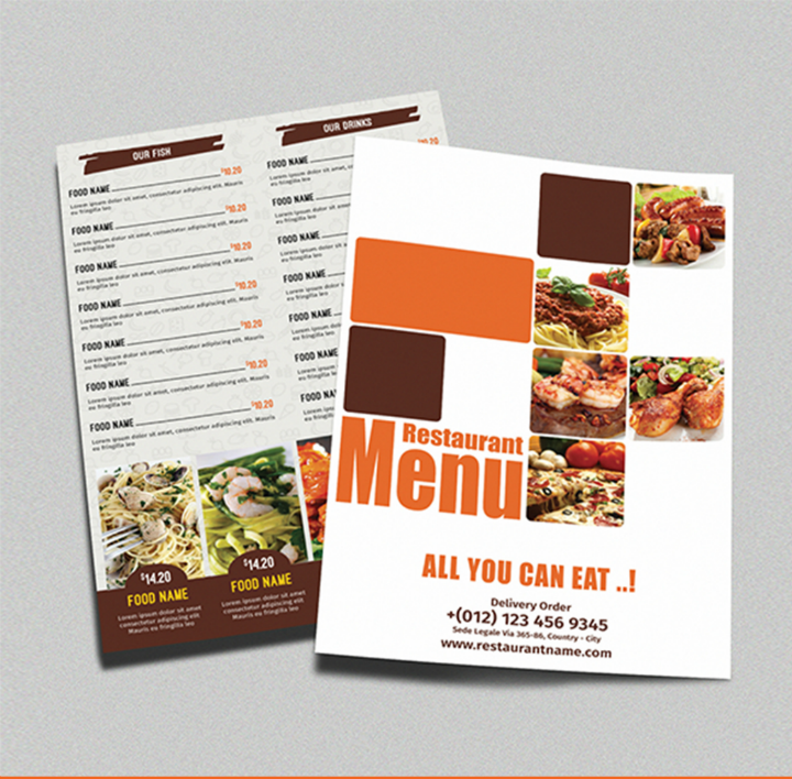 clean-elegant-restaurant-takeaway-flyer-template
