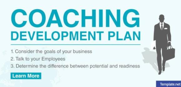 coaching development plan