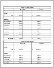 common-size-income-statement-excel-template
