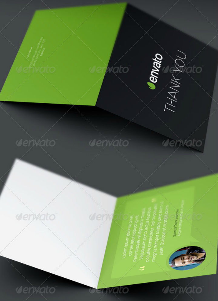 corporate-restaurant-thank-you-card-template