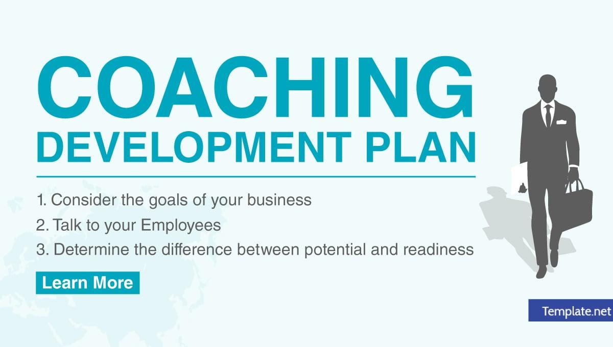 creating a coaching development plan free premium