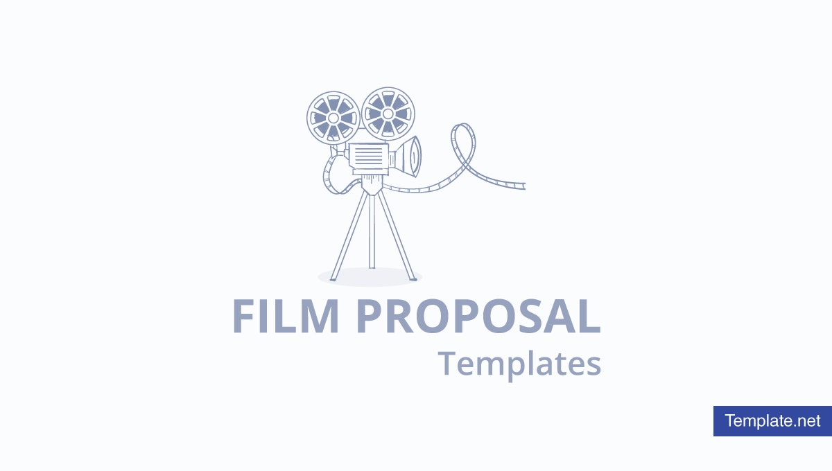 10 Film Proposal Templates For Your Project Free Premium Templates