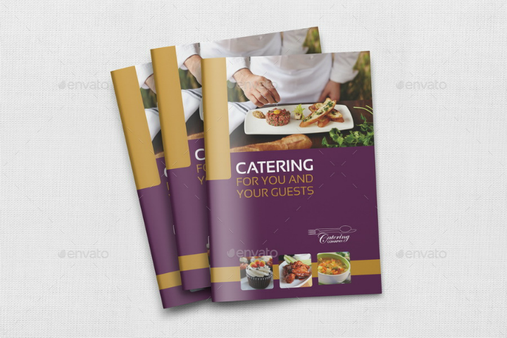 14 restaurant catering brochure designs amp templates psd ai