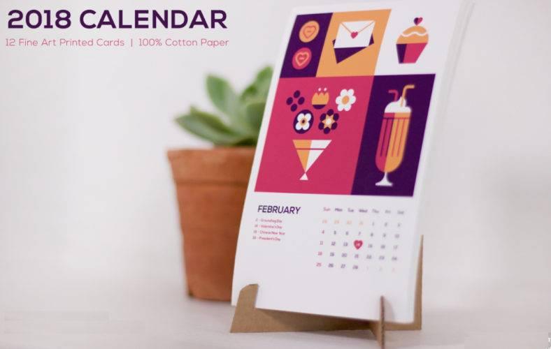 free-printable-2018-calendar-design
