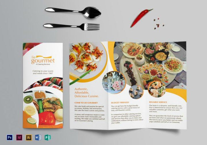 gourmet-restaurant-catering-brochure-template