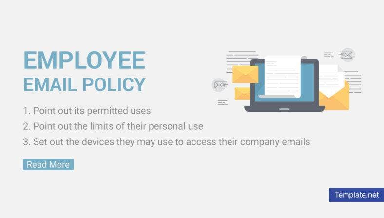 How to Make an Employee Email Policy