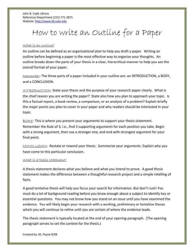how to write an outline for a paper1 1 788x1020