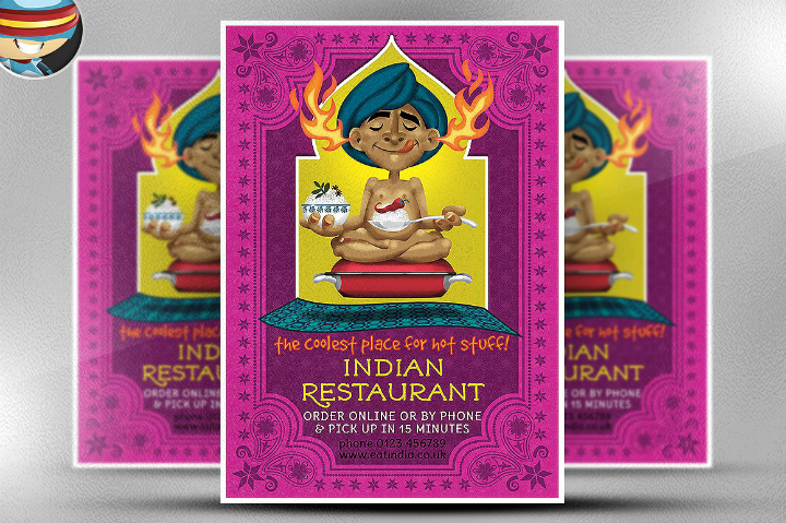 indian-restaurant-takeaway-flyer-template