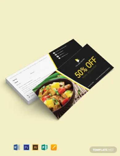 meal voucher template