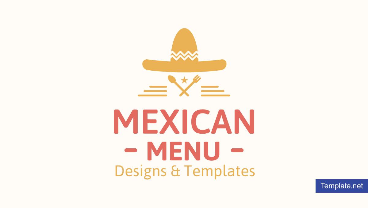 mexicanmenudesign