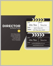 movie-director-business-card