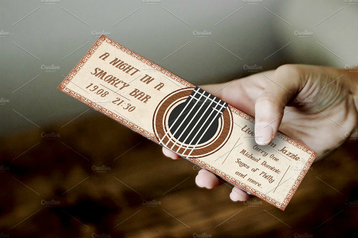 musical-resto-bar-night-event-ticket-template
