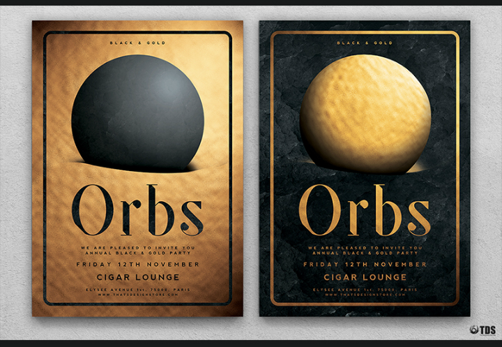 orbs-restaurant-grand-opening-invitation-template