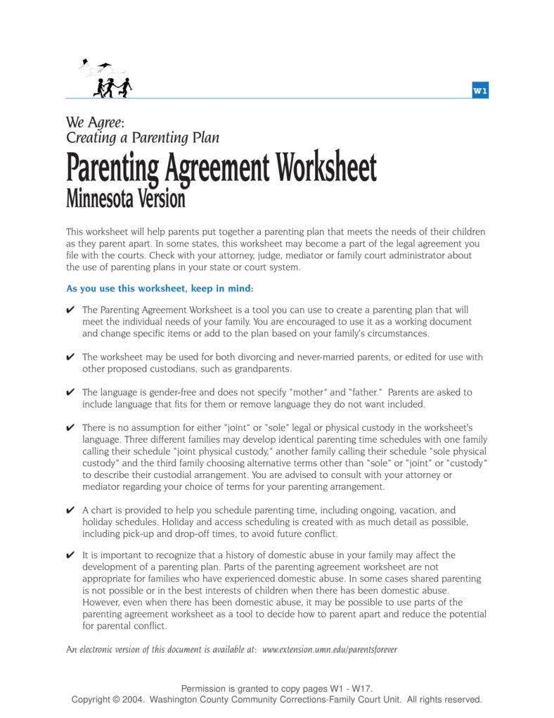 parenting-agreement-worksheet-01