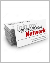 professional-network-business-card