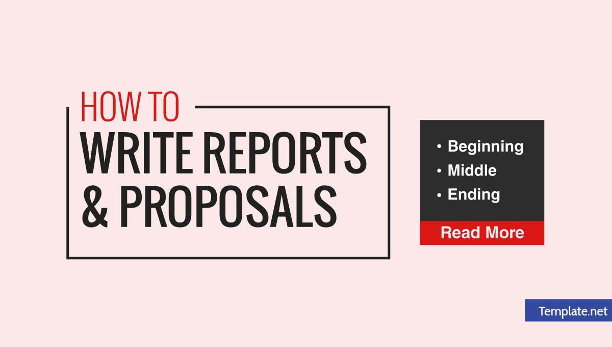 reportsandproposaltemplate