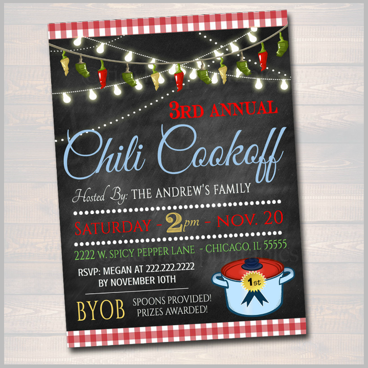 restaurant-chili-cookoff-flyer-template