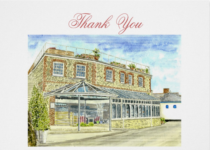 seafood-restaurant-thank-you-card-template