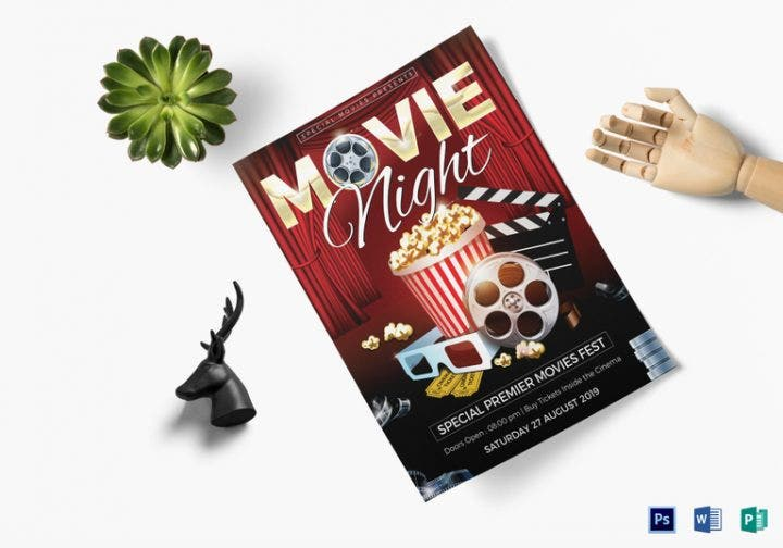 simple-movies-night-flyer-767x537