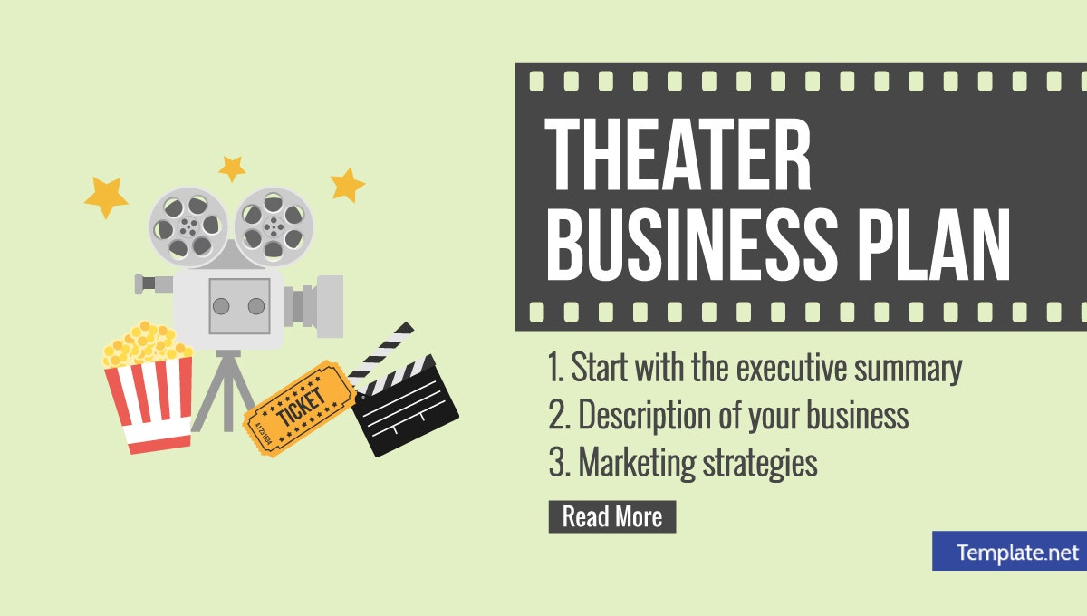 theater business plans