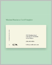 two-sided-minimalist-business-card