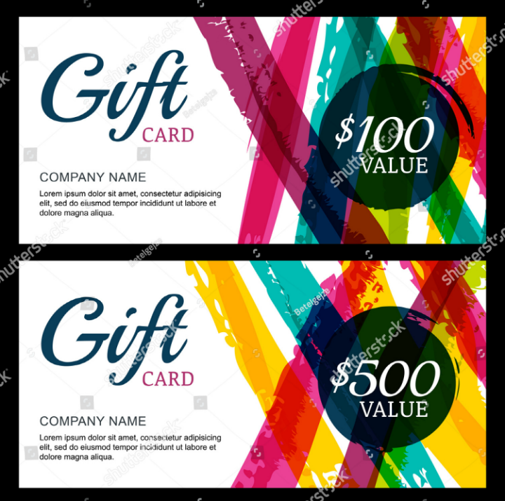 vector-watercolor-gift-card-template