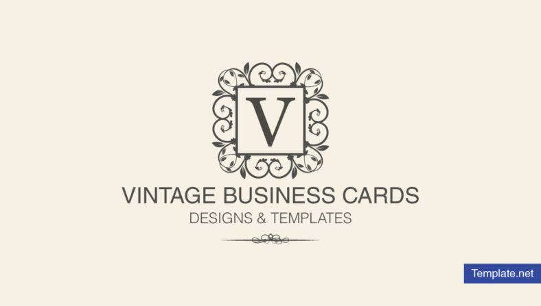 Vintage-Business-Card-Designs