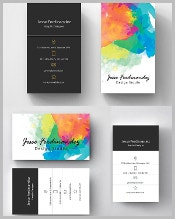 watercolor-artistic-business-card-template