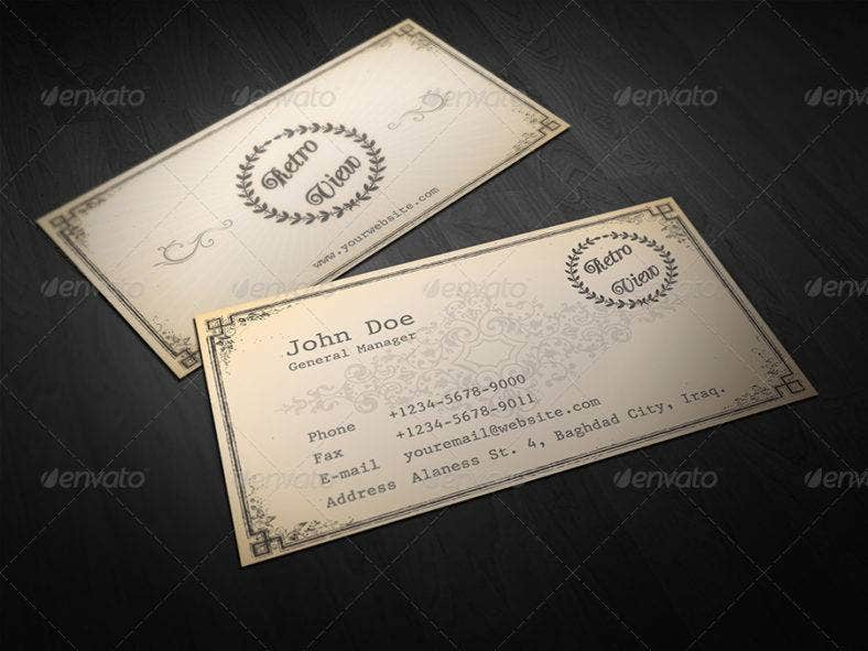 classic-vintage-business-card