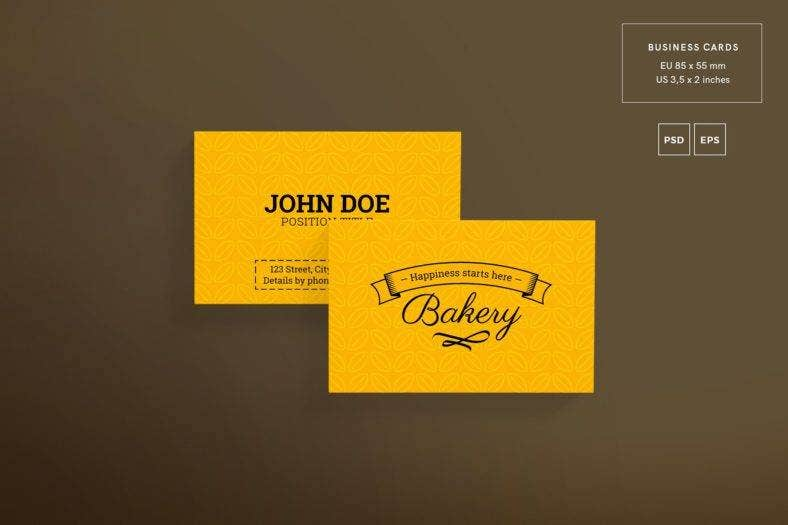 clean-bakery-business-card
