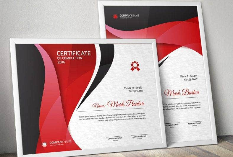 corporate-course-completion-certificate